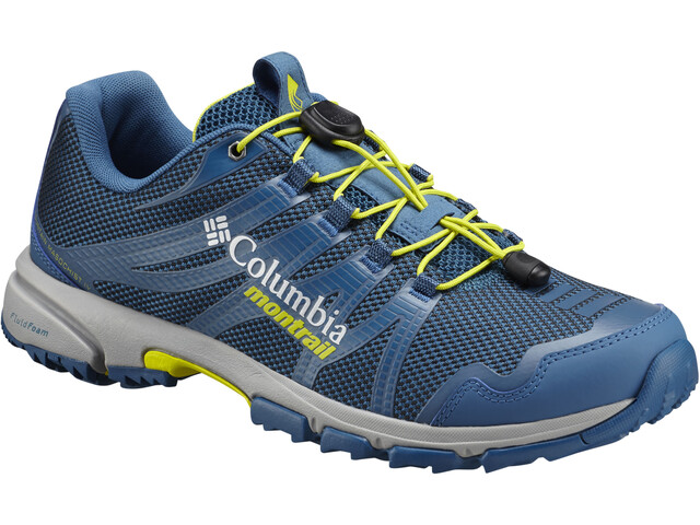Columbia Mountain Masochist IV Shoes Herren phoenix blue/zour